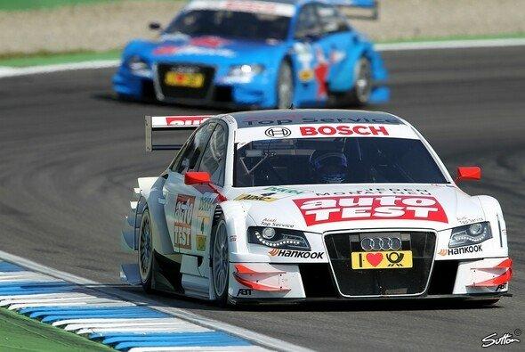 Timo Scheider fuhr die schnellste Runde - Foto: Sutton