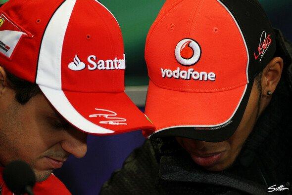 Massa will nicht mehr über Hamilton reden