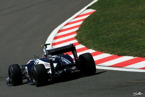 Bei Williams will man weiter Fortschritte machen - Foto: Sutton