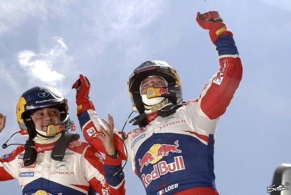 Sebastien Loeb gewann die Rallye Sardinien bereits vier Mal