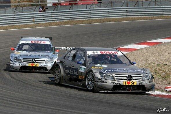 Bruno Spengler führt in der Gesamtwertung vor Mike Rockenfeller