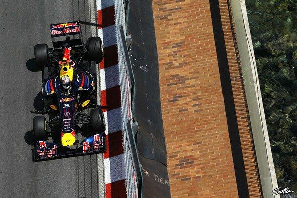 Sebastian Vettel könnte zum ersten Mal in Monaco gewinnen - Foto: Sutton