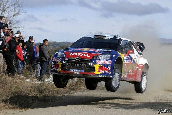 Loeb hat zum sechsten Mal in Folge in Argentinien gewonnen - Foto: Sutton