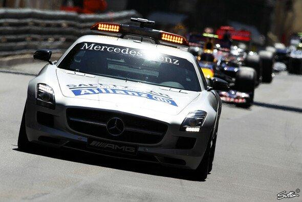 Das Safety Car hat schon so manchen Monaco GP durcheinandergewürfelt