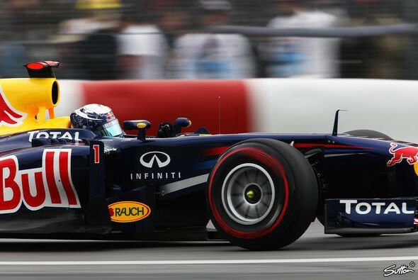 Sebastian Vettel steht erneut auf der Pole Position