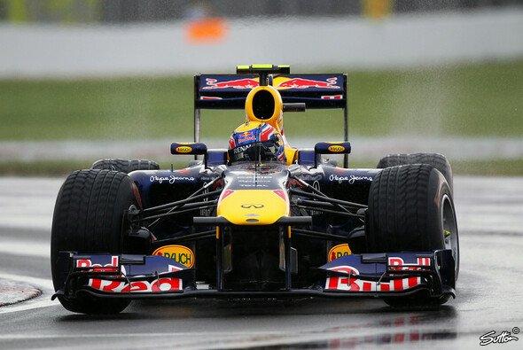 Mark Webber reihte sich ganz vorne ein - Foto: Sutton