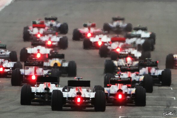 Doch kein Zuwachs? Die Formel 1 könnte auch 2015 mit elf Teams an den Start gehen