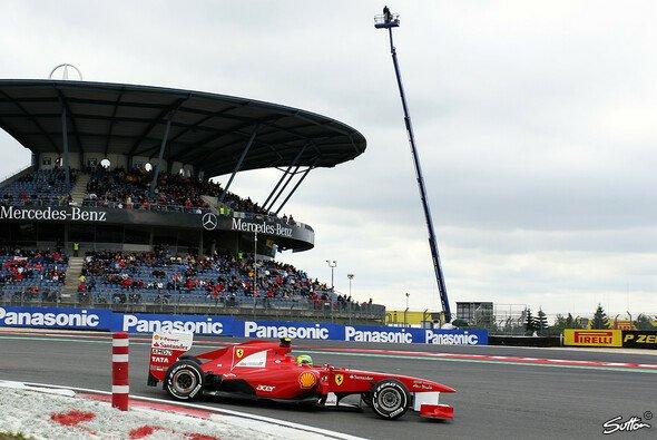 Bernie Ecclestone will sich für den Deutschland GP einsetzen