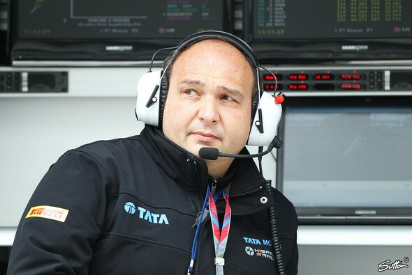 Colin Kolles wurde als einer der Bewerber für einen F1-Einstieg 2015 oder 2016 gehandelt