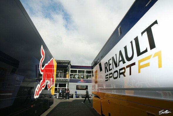 Renault und Red Bull - eine starke Partnerschaft