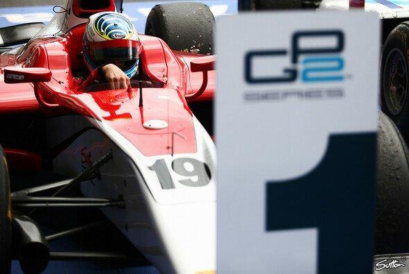Luca Filippi will wechseln: Von der GP2 in die IndyCar-Serie?