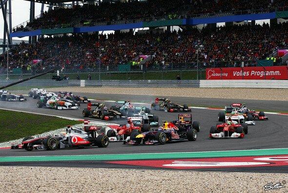 Die Zukunft der F1 am Nürburgring bleibt unklar