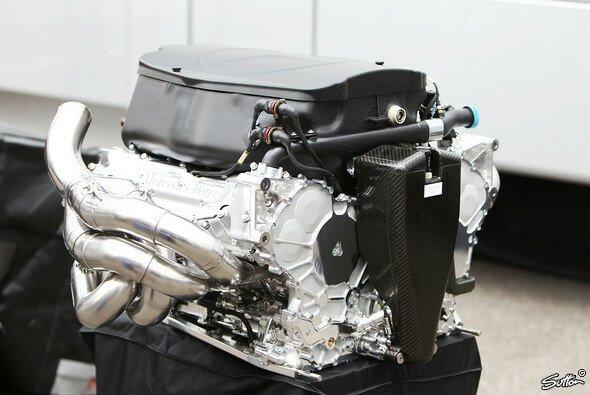 Die V8-Motoren danken ab