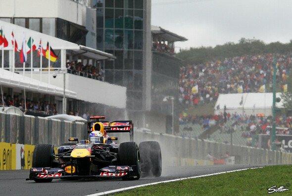 Sebastian Vettel ist seit Jahren mit Renault-Power erfolgreich