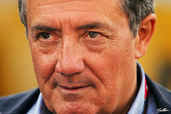 Giancarlo Minardi kann nicht fassen, dass Manor nicht starten darf - Foto: Sutton