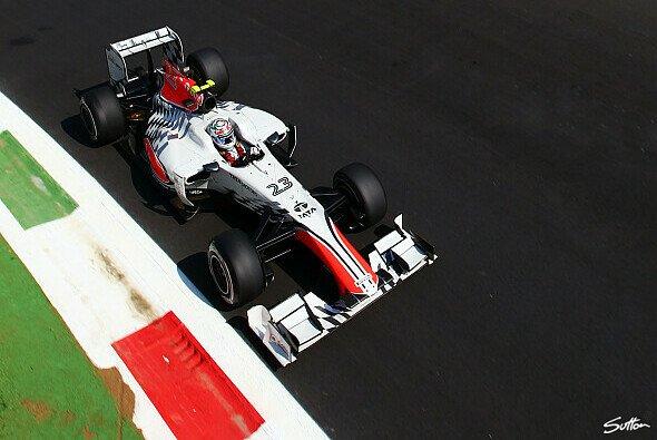 Pirelli könnte einen der 2011er HRTs für den Eigenbedarf kaufen