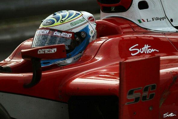 GP2-Vizemeister Luca Filippi ist der prominenteste Coloni-Tester In Jerez