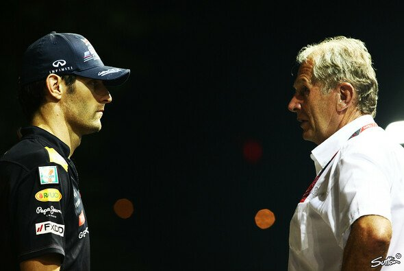 Wie sehr brodelt es bei Red Bull Racing?