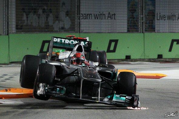 Mercedes freut sich auf einen besonderen Grand Prix