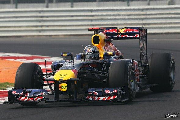 Sebastian Vettel hat das Qualifying in Indien bestimmt