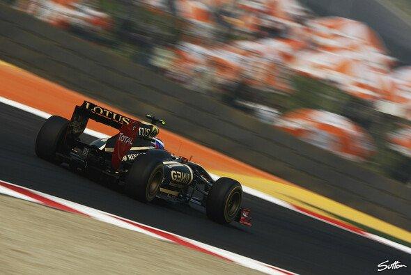 Vitaly Petrov sammelte in den vergangenen neun Rennen nur fünf Punkte - Foto: Sutton