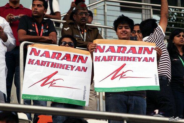 Die Formel 1 reiste 2011 erstmals nach Neu Delhi zum Indien GP
