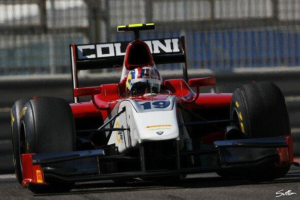 Stefano Coletti absolviert 2012 seine dritte GP2-Saison