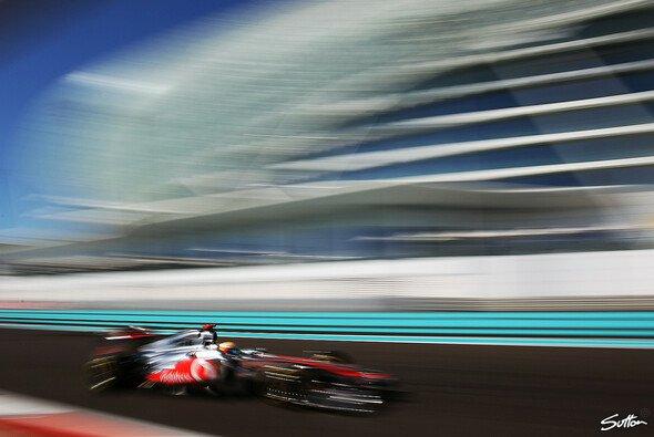 In der modernen Formel 1 geht es bisweilen ziemlich futuristisch zu