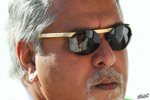 Vijay Mallya erwartet einen starken Auftritt Force Indias in Bahrain