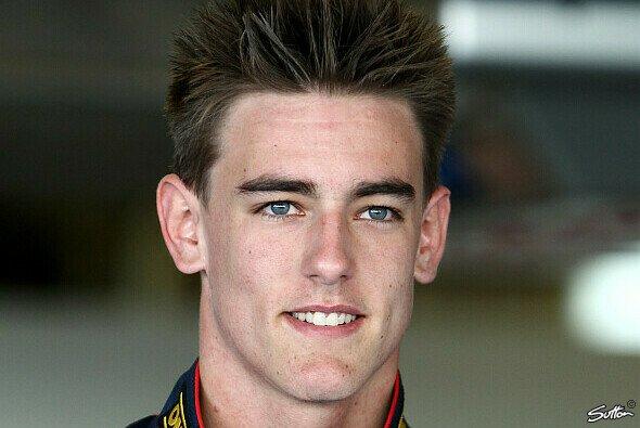 Kevin Ceccon fährt nun in der GP3