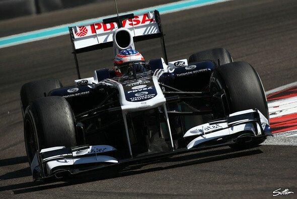 Mirko Bortolotti fällt ein Vergleich zu früheren F1-Tests schwer - Foto: Sutton
