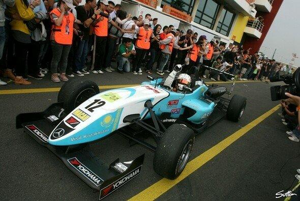 Triumphator in Macau: Daniel Juncadella gewann die 58. Auflage des Formel-3-Klassikers