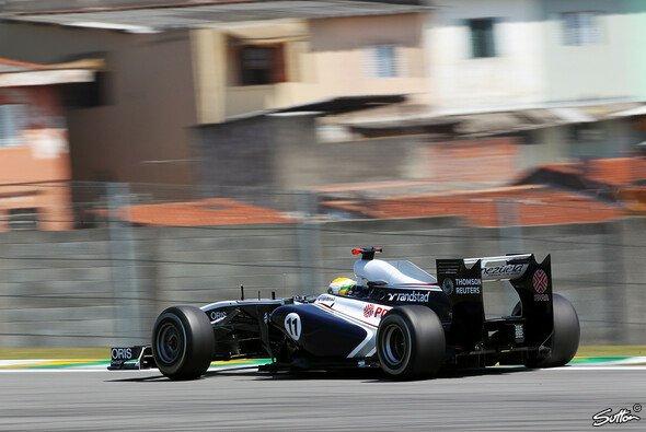 Rubens Barrichello: Am Ende des F1-Weges - Foto: Sutton