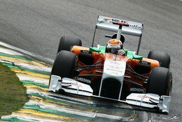 Adrian Sutil: Bald wieder im Cockpit?