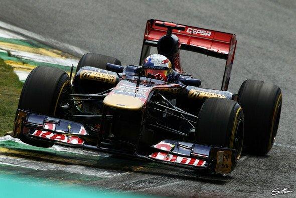 Ein enges Duell zum Abschluss: Toro Rosso will in Sao Paulo Jagd auf Sauber machen