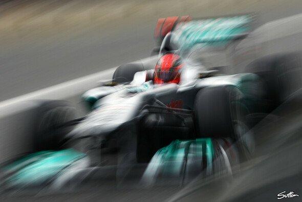 Mercedes greift nach der Spitze - Foto: Sutton