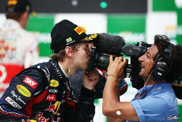 Sky überträgt auch 2012 die komplette F1-Saison