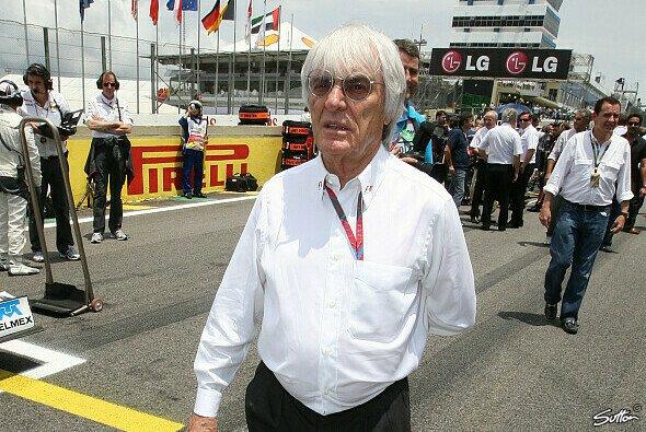 Ecclestone: Künftig nur noch 5 Europa-Rennen