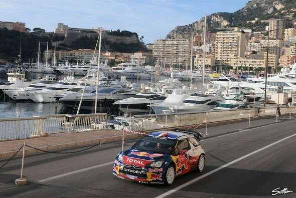 Loeb gilt in Monaco als Favorit