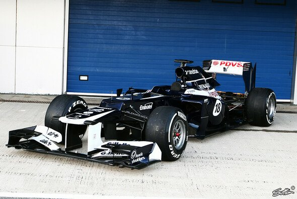 Williams erwartet sich technisch wieder besser in Schuss - Foto: Sutton