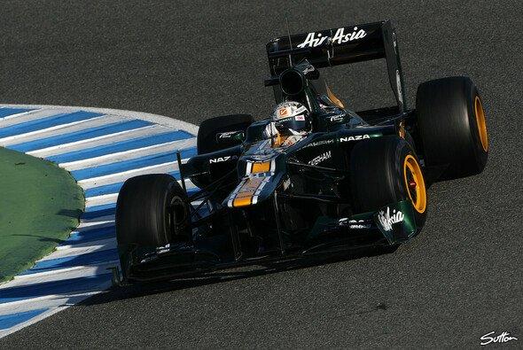 Giedo van der Garde lernte bei seinem F1-Debüt eine Menge