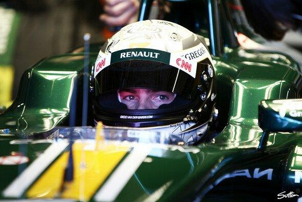 Van der Garde kombiniert Formel 1 mit GP2