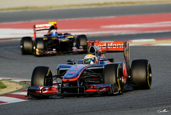 McLaren kann den Saisonstart in Melbourne kaum noch abwarten