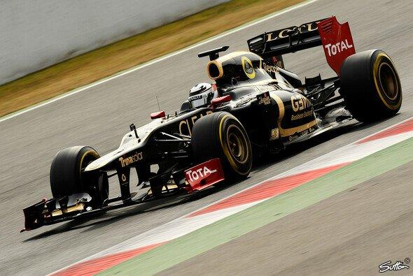 Kimi Räikkönen ist gespannt auf das erste Qualifying der Saison - Foto: Sutton
