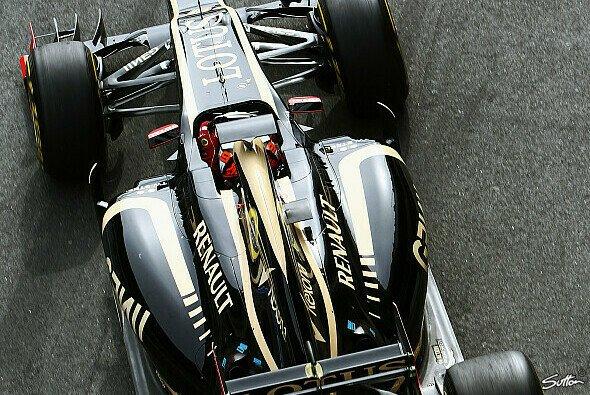 Lotus belegte 2011 den fünften Platz der Teamwertung - Foto: Sutton