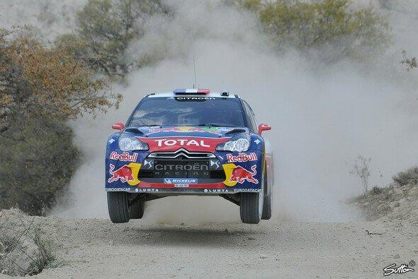 Sebastien Loeb führt derzeit in Mexiko die Spitze an