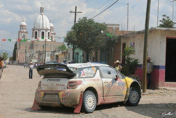 Die Rallye Mexiko feiert zehnjähriges Jubiläum