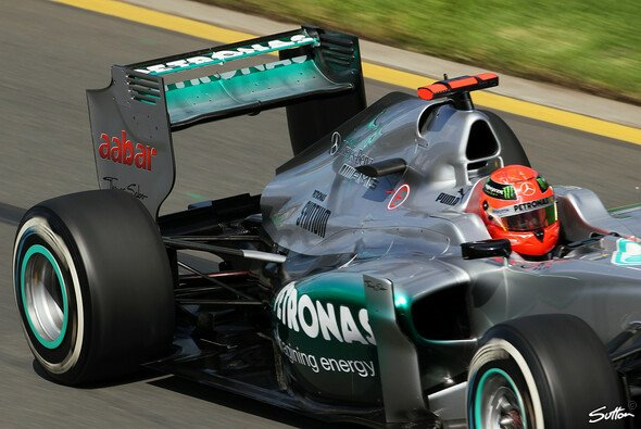 FIA: DRS-F-Kanal von Mercedes legal
