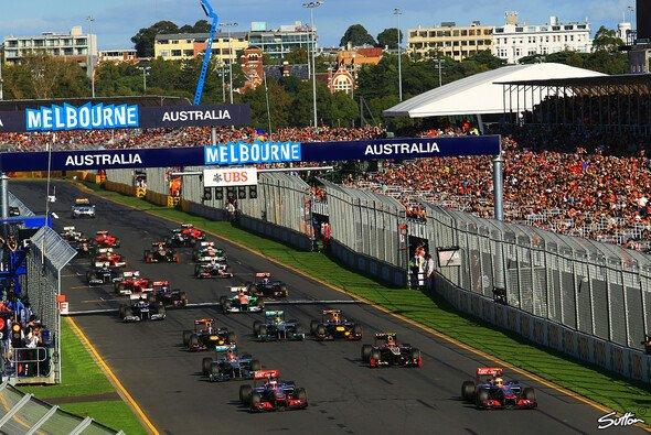 Am 17. März ist es soweit: Dann startet die F1-Saison standesgemäß in Melbourne