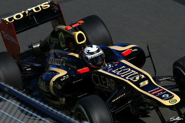Immerhin P7 brachte Kimi Räikkönen beim Comeback ins Ziel - Foto: Sutton